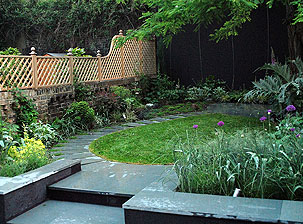 Garden designer landscape designers london for Gallery garden designs best of 2010