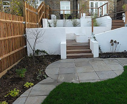 Contemporary Garden Design London - Contemporary Garden Designers ...