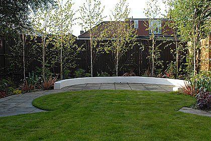 Contemporary garden design london contemporary garden for Garden design north london
